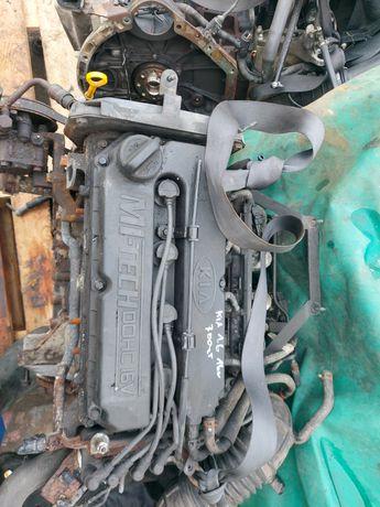 Kia hyundai 1.6 silnik części