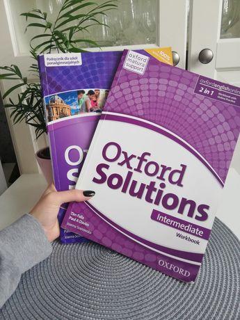 Podręcznik i ćwiczenia do j. Angielskiego liceum Oxford Solutions