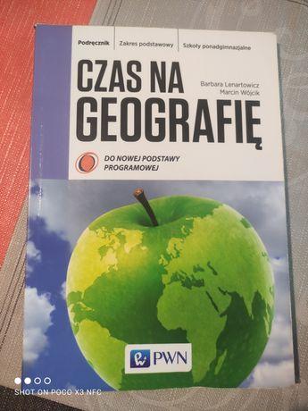 Czas na geografię. Podręcznik.
