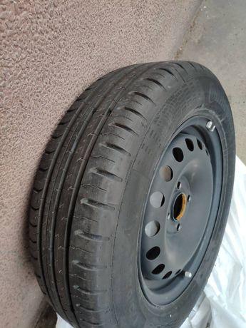 Koła z oponami VW, przebieg 50 km 175 65 R14