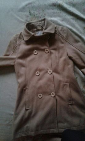Красивое пальто р. S