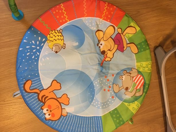 Ginásio Bubble Gym - Chicco