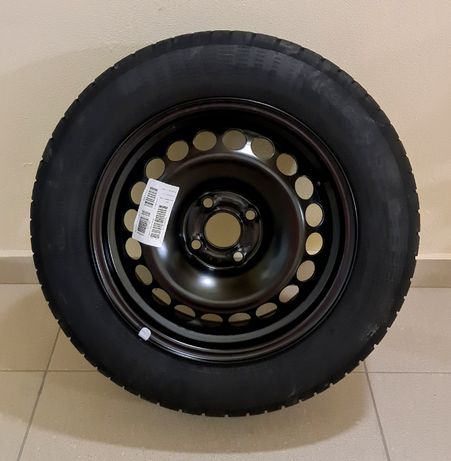 """nowe koło zapasowe 15"""" 6Jx15H2 ET39 opona Continental 185/65 R15"""