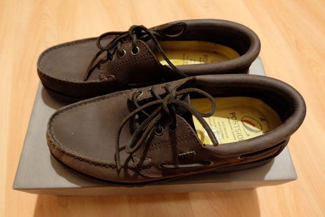 WODOODPORNE Półbuty buty nubukowe PORTSIDE 41