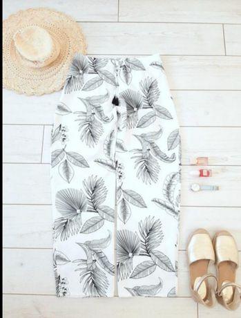 Лёгкие летние брюки большой размер