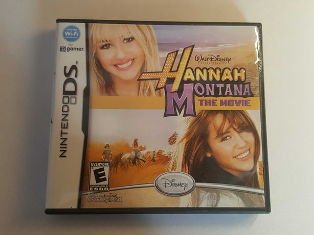 Hannah Montana the movie gra Nintendo DS