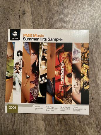 PMB Music Summer Hits Sampler cd