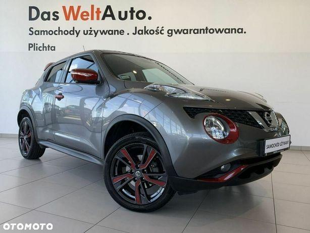 Nissan Juke 1.6 Benzyna 117 KM Automat VAT 23 Salon Polska 1 Właściciel Gwarancja