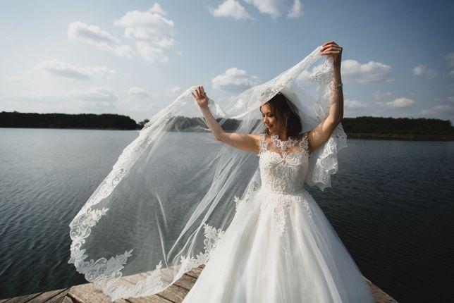 Продам ніжне весільне плаття