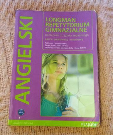 Repetytorium gimnazjalne, Longman- angielski