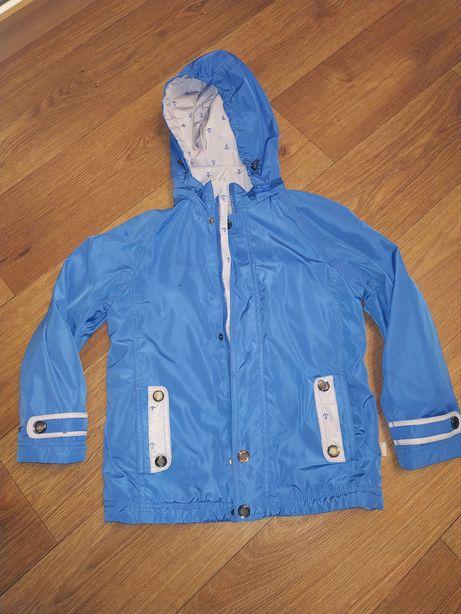 Ветровка курточка на мальчика 110