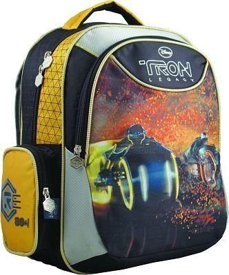 Рюкзак тм Kite Tron с ортопедической спинкой.