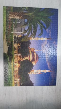 Картина Мечеть Джумейра в Дубае