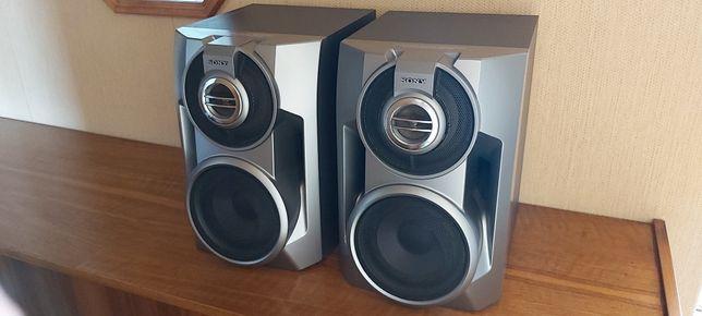 Głośniki podstawkowe Sony