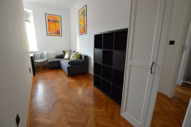 pokój jednoosob., centrum, ul.Chopina, Pl. Inwalidów, AGH 200m, UR 500