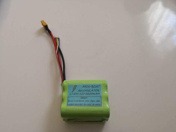 Akumulator li-ion do echosondy lub Łódka zanętowa pakiet Li-ion