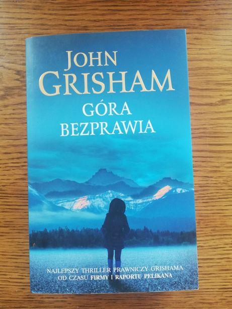 """Książka """"Góra Bezprawia"""" John Grisham"""