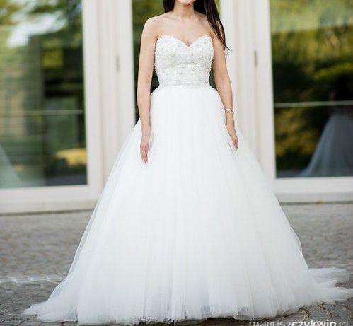Suknia ślubna Mon Cheri David Tutera 115250 Princessa