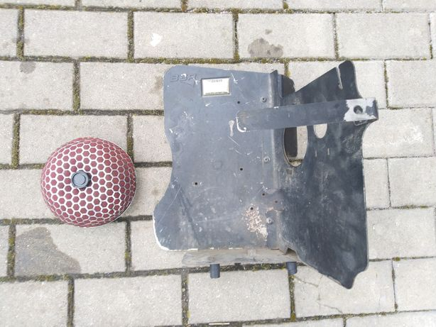Filtr stożkowy obudowa filtra Audi A4 B6 B7 1.8 T BSR Tuning
