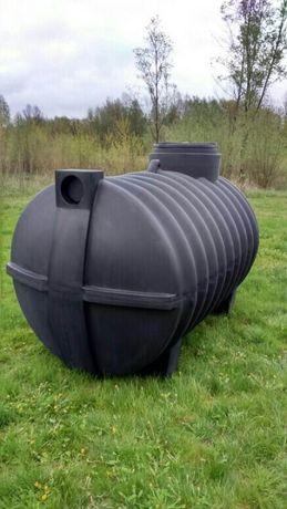 Zbiornik 3000 l na deszczówkę szambo 3200 l