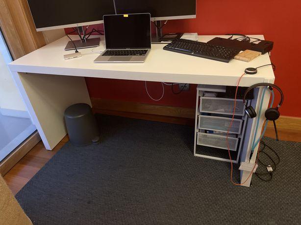 Secretaria malm Ikea
