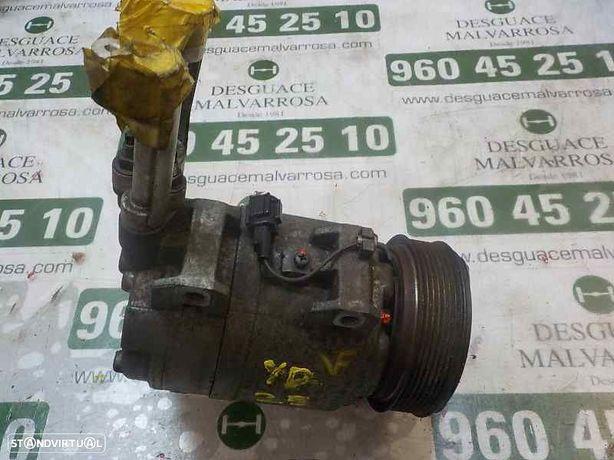 VALEO 926003SC0A   Z0017203A  Compressor A/C NISSAN CABSTAR (F24M, F24W) 28.11 DCI, 32.11 DCI, 35.11 DCI 2.5 (F24M)