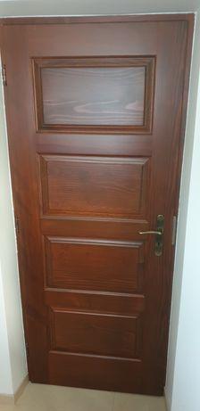 Drzwi wewnętrzne, stan wzorowy