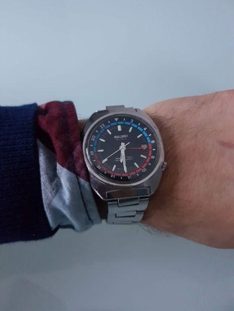 Seiko Navigator Timer GMT vintage