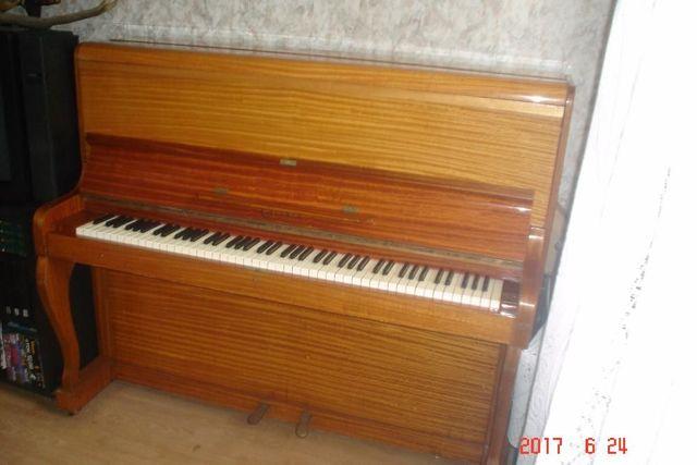 Sprzedam Pianino Calisia oraz skrzypce
