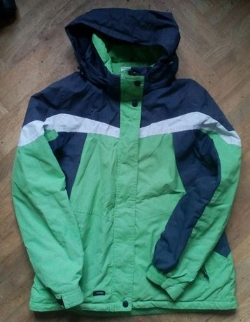 Active теплый зимний набор куртка штаны для прогулок спорта подросток