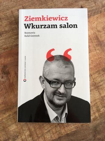 """""""Wkurzam salon"""" Rafał A. Ziemkiewicz"""