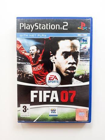 Gra PS2 - FIFA 07 - PlayStation 2