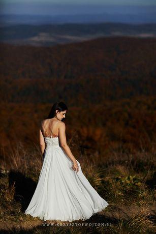 Sylwia Kopczyńska suknia ślubna