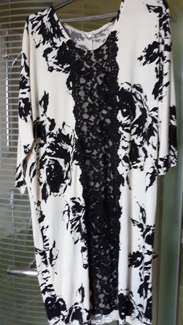 платье бохо.50 - 52