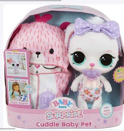 Cuddle baby pet зайка