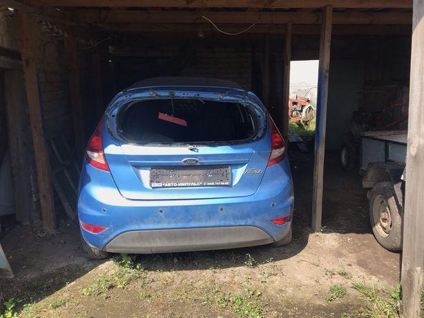 Ford Fiesta на запчасти