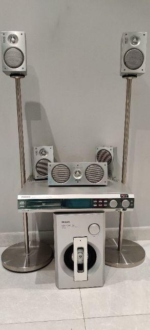 Philips mx3800d zestaw kina domowego głośniki kino domowe 5.1