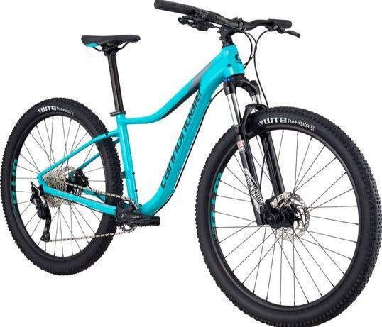 """Велосипед 27,5"""" Cannondale Trail Tango 1 TRQ бирюзовый"""