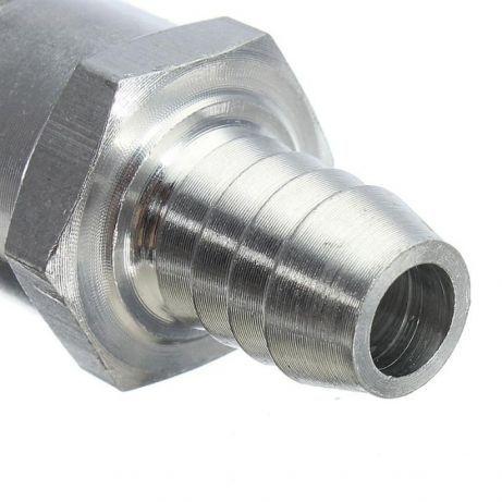 Обратный клапан для топлива 6,8,10,12 мм РАЗБОРНОЙ! Зворотній клапан.