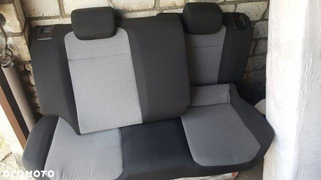 tapicerka fotele kanapa kierownica lewarek Skoda Citigo