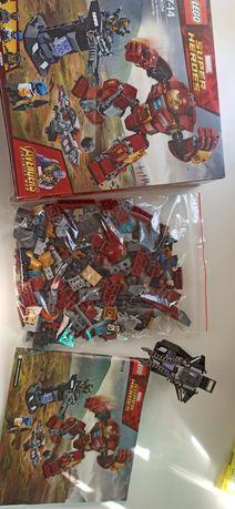 Конструктор LEGO Super Heroes Avengers Infinity War
