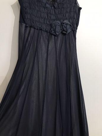Sukienka zwiewna cienka M/L