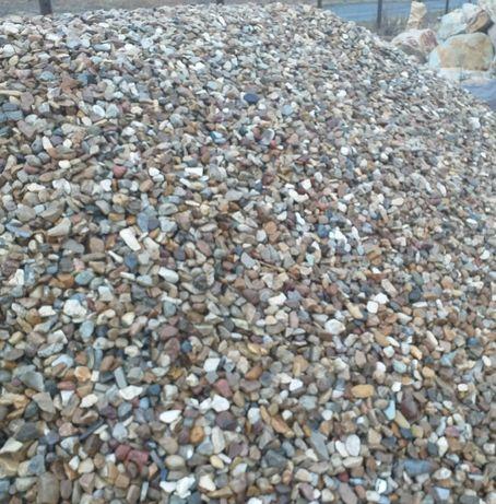 Żwir płukany kruszywo kamień drenaż odwodnienia odwodnienie