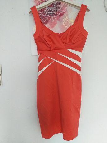 Elegancka sukienka olowkowa