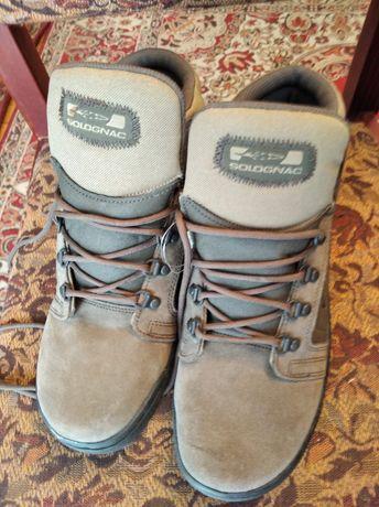 Buty zimowe Shoes Namb beżowe