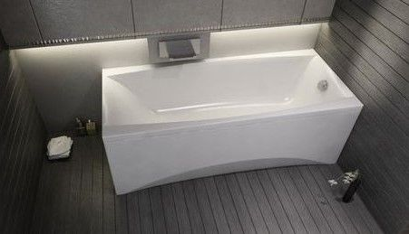 Распродажа! Новая ванна Cersanit Virgo 150x75