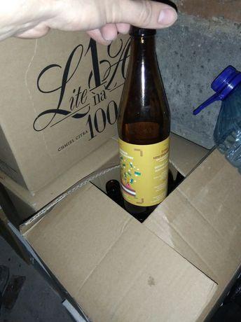 Butelki po piwie kraftowym 0.5l