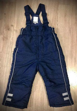 Spodnie narciarskie CoolCLUB / SMYK chłopięce / rozmiar 92