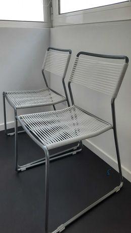 Cadeiras de cozinha ou exterior