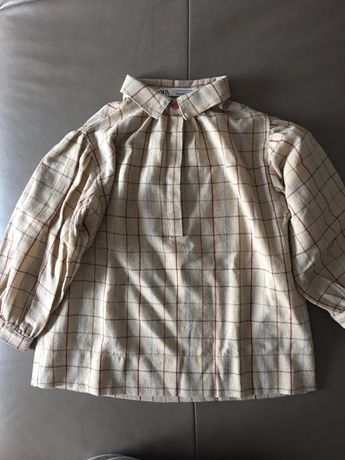 Zara koszulka dla dziewczynek wzrost 116 cm w klatce
